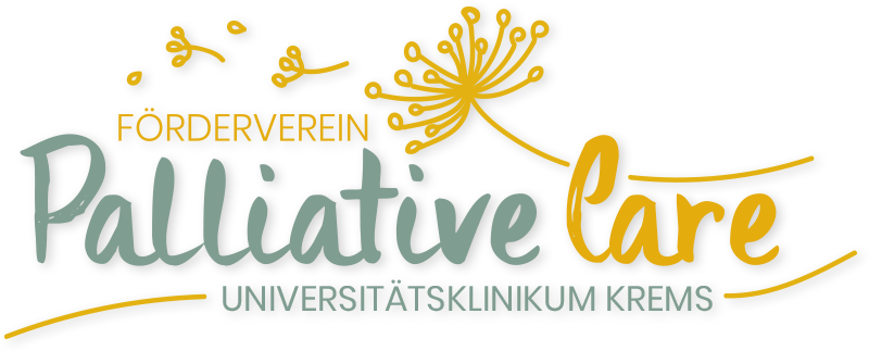 Förderverein Palliative Care Universitätsklinikum Krems Logo